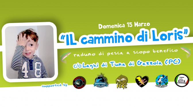 il cammino di loris evento di beneficenza